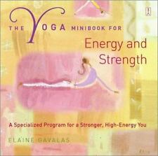 The Yoga Minibook for Energy and Strength: A Specialized Program for a-ExLibrary