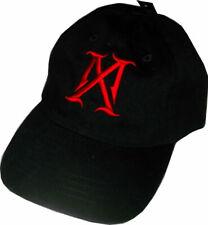 MADONNA - MADAME X TOUR Official RED / BLACK Embroidered BASEBALL CAP Ne