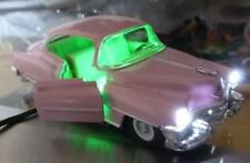 Creature From The Black Lagoon Pinball PINK CADILLAC Coupe Automobile Car Mod