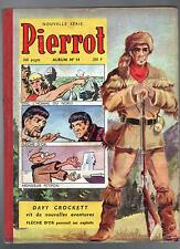 PIERROT album éditeur 14 Nouvelle série n°1 à 6.1956/1957. Très bel état