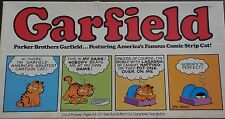 Garfield Parker Brothers Comic Strip Board Game 1978 Complete