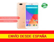 "Xiaomi MI A1 5.5"" 4GB/32GB Doble Sim Color Dorado"