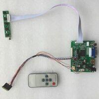 HDMI+VGA LCD Driver Controller Board Kit for LTN133AT17-102  EDP 1366X768