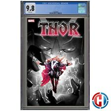 THOR #2 3RD PRINT CGC 9.8 Guaranteed Graded PRESALE 7/22/20 COIPEL