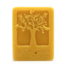 90g Orangic Beeswax Cosmetic Grade Filtered Natural Pure Yellow Bees Wax Bar JG