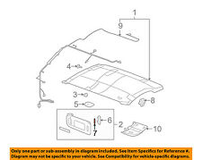 GM OEM Interior-Light Bulb 13502343