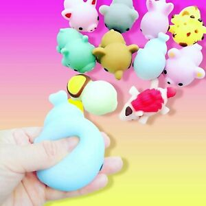 Jumbo mochi squishy cute animals collect them all fidget toys