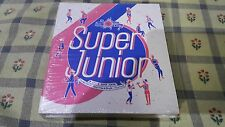 Super Junior - The 6th Album - Sexy, Free and Single - Repackage - Sealed - KPOP