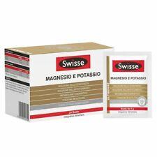 2 x swisse integratore alimentare di magnesio potassio 24 bustine