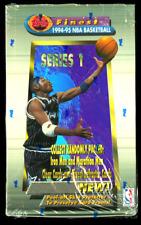 "1994 1995 FINEST Basketball ""SEALED BOX"" Prizm Michael JORDAN Refractor PSA 10?"