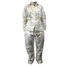 Flannel Pajama Sets Machine Washable Sleepwear for Women