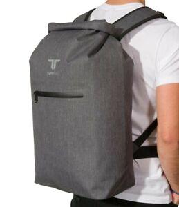 Waterproof Drybag Rucksack - 30L TUFFBAG -Roll Top- Commute/ Travel/ Motorbike