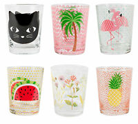 Kitchen Party Glass Tumblers Drinking Glasses Tumbler Home Decoration Gift
