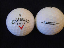 "20 Callaway ""Big Bertha Diablo"" Red Tick-Palline da Golf - ""Pearl/A"" voti."