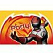 6 POWER RANGERS INVITES SUPER LEGENDS BIRTHDAY - LAST FEW!!!