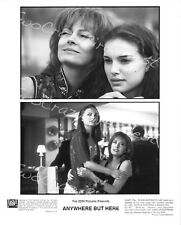 Natalie Portman/Susan Sarandon 8x10 B&W Photo