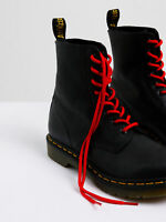 New Drmartens Unisex 8 10 Eye Laces In Red