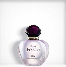Dior Pure Poison Eau De Parfum Spray EDP 50ml 100 Genuine