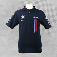BMW Motorrad WorldSBK Adult Polo Shirt - 100% Official Merchandise!