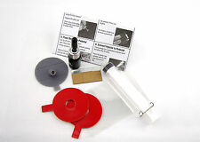 Professional Windshield Glass Scratches Repair Crack Chip Remove Fix Tool Kits