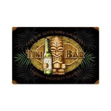 Past Time Signs Rb050 Tiki Bar And Alcohol Vintage Metal Sign