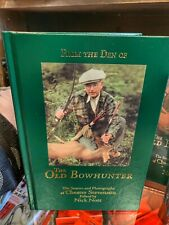 The Old Bowhunter, Chester Stevenson By Nick Nott