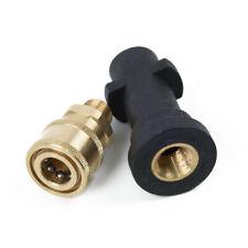 Hochdruckreiniger Adapter Set 1/4 Zoll Schnellkupplung Für Karcher K Serie S10