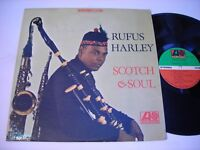 Rufus Harley Scotch & Soul 1966 Stereo LP
