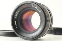 READ [Exc+4] Contax Carl Zeiss Planar T* 50mm f/1.4 MMJ Lens CY Mount from JAPAN