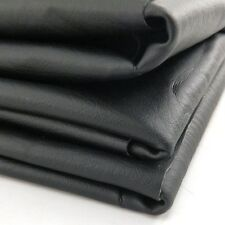 "DIY Seat Cover Material Black 27"" x 34"" Universal Motorcycle ATV Scooter"
