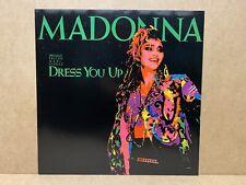 Vinyle maxi 45 tours  Madonna - dress you up - 1984 -, Sire records Company