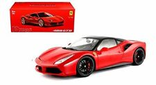 Ferrari 488 Gtb Red Signature Series 1:18 Diecast Model - 16905R *
