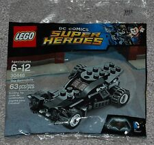Lego DC Comics Super Heroes The Batmobile 30446 - 63 pcs - New In Sealed Polybag