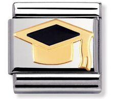 nomination charm Graduation Cap RRP £22