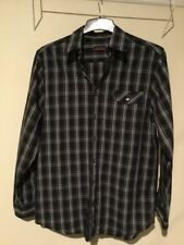 Pierre Cardin Long Sleeved Shirt Size Small