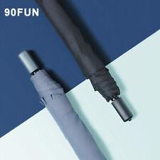 XIAOMI 90 divertido Sunny Lluvia Paraguas Plegable Aluminio a Prueba de Viento Impermeable UV