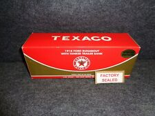 TEXACO 1918 FORD RUNABOUT TANKER TRAILER TRUCK SPECIAL EDITION - #21 in Series