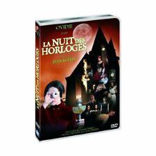 DVD La nuit des horloges - Ovidie, Bouyxou, Françoise Blanchard - Ovidie, Bouyxo