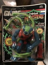 G.I.Joe Bio-Viper mega monsters **RARE** sealed NIB