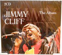 Jimmy Cliff + 2 CD Set + The Album + 36 tolle kultige Reggae Songs + NEU & OVP