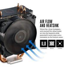 Cooler Master MasterAir Pro 3 MAY-T3PN-930PK-R1 sistema raffreddamento processor