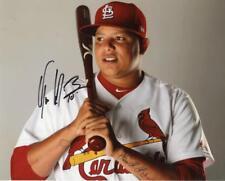 Yairo Munoz St. Louis Cardinals Signed 8X10 Photo W/Coa