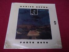 Marion Brown:   Porto Novo    1975 U.S    LP  STILL SEALED
