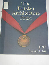 Sverre Fehn - The Pritzker Architecture Prize 1997 Annual