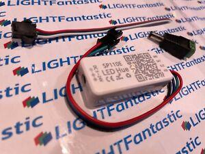 Bluetooth SP110E Mini LED Strip Pixel Controller Ws2811 kit - UK stock