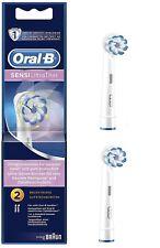 Oral-B eb60b2 SENSI CLEAN ultrasottile Testine di ricambio confezione da 2 /