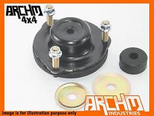 MITSUBISHI PAJERO NM NP NS NT NW NX PAIR OF ARCHM4X4 NATURAL RUBBER STRUT TOPS