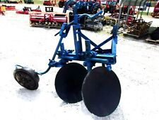 Used 2 Bottom Disc Plow 3 Pt Free 1000 Mile Delivery From Ky