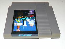 Gyromite Original Nintendo NES Game Cartridge! 5 Screw
