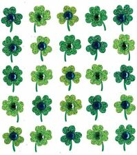 Boutique Dimensional Stickers - Clover Repeats - Jolees